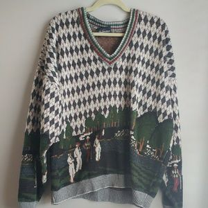 Sweaters - Vintage Golf Sweater